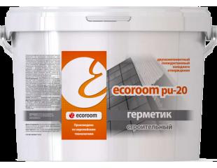 ГЕРМЕТИК ПОЛИУРЕТАНОВЫЙ 2K ecoroom PU-20