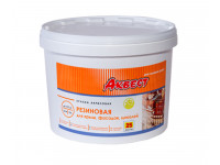 Краска Аквест-25 Мастер резиновая для крыш, фасадов, цоколей