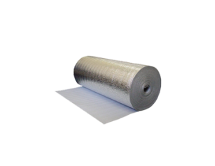 Вспененный полиэтилен, ламинированный лавсаном с клеевым слоем